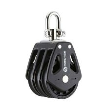 72mm Triple Swivel Shackle Block - Master BP-7205F