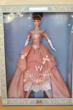 2001 Limited Edition WEDGWOOD BARBIE #2 Barbie