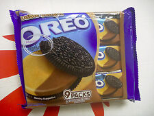 OREO Double delight Sandwich Biscuits Family pkg Snack Cookie Sweets snacks kids