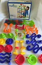 Imaginarium 99pc Deluxe Marble Race Run Set
