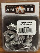 Beyond The Gates Of Antares: Algoryn AI Team w/Mag Light Support