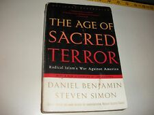 """""""The Age of Sacred Terror"""" Religious wars violence  Watchtower research"""