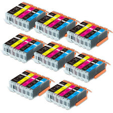 40 PK New Ink Combo + smart chip for Canon 250 251 Pixma MX922 MG6620 MG5622