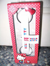 HELLO KITTY RETRO HANDSET POP PHONE WHITE BRAND NEW WORKS WITH ALL COMPUTERS