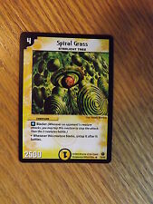 Duel Masters TCG - DM-02 Evo-Crushinators - Spiral Grass 10/55