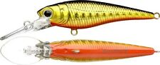 LUCKY CRAFT Bevy Shad 50SP - 236 BGR ~Black & Gold & Red~