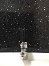 36 Sparkle Pared Negro Pvc Revestimiento Baño paneles de ducha de plástico de cocina