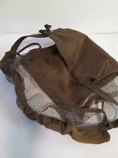 Replacement Brown Mesh Basket for Combi Cosmo EX Stroller VGUC