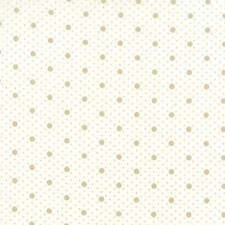 Moda MISS SCARLET Tonal Ivory 14814 21 Quilt Fabric BTY Minick & Simpson