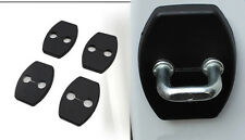 4X ABS Door Lock Protective Cover Protection Kit For Toyota Land Cruiser LC200