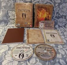 Elder Scrolls IV: Oblivion Collector's  Edition PC With Map Instructions & Guide