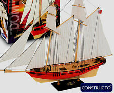 "Elegant, entry-level model ship kit by Constructo: the ""Dominica"""