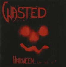Halloween The Night Of / Final Convulsion - Wasted (2014, CD NIEUW)