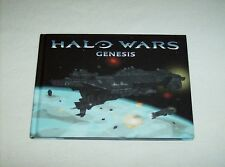 Microsoft game studios Halo Wars Genesis promotional storyboard book hard cover