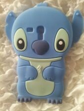 Silicone Cover per cellulari STITCH3 para SAMSUNG GALAXY S3 MINI