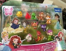 New Disney Princess Little Kingdom Coronation Royal Friends Collection Figurines