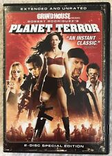 Planet Terror [2 Discs] [Special Edition] [Extended and Unrated] (DVD)