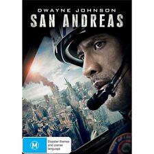 SAN ANDREAS-Dwayne Johnson-Region 4-New AND Sealed