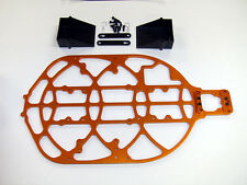 XTREME RACING TRAXXAS SLASH ORANGE ALUMINUM CHASSIS 10620AO 2WD RTR SHORT COURSE