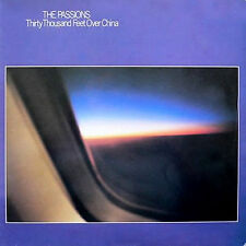 Thirty Thousand Feet Over China by The Passions (UK) (CD, Jul-2008, Cherry Red)
