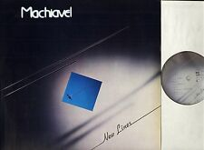 MACHIAVEL new lines 1A 064-23980 dutch harvest 1980 with insert LP PS EX+/EX