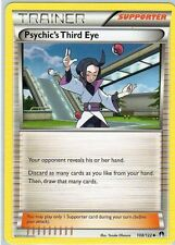 Psychic's Third Eye 108  x4  NM   BREAKPoint Pokemon Uncommon  Trainer