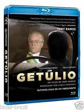 Getulio Getúlio Últimos Dias de um Presidente Blu-ray Subtitles English+Spanish