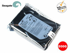 "SEAGATE 500GB CCTV Desktop DVR Sata 3.5 "" Internal Hard Drive HDD 7200rpm"
