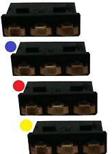 4 x reset CHIP PER SAMSUNG clp-500 clp-500n clp-550 clp-550n CMYK tutti i colori