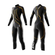 New 2XU Women X:2 Project Wetsuit Tri Triathlon Race Train Small 4'11'' - 5'5""