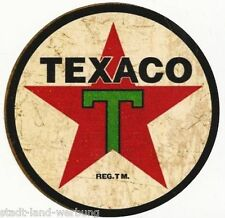 Texaco Aufkleber/Sticker/Oldschool/Retro/Hot Rod/Rockabilly/US Car/V8/Tattoo