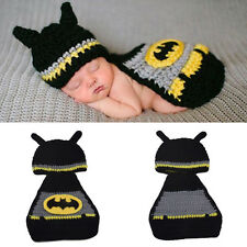 Regalo Unico Bebe Fotografia Manual Conectado Set Batman Siames Bebe Traje