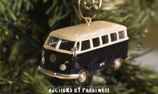 Custom Volkswagen T1 T2 Bus Christmas Ornament VW Samba Van 1/64th Camper Kombi