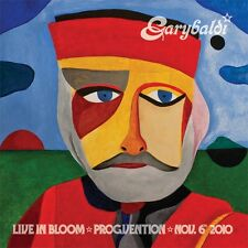 GARYBALDI Live in Bloom Progvention Nov. 6th 2010 CD italian prog