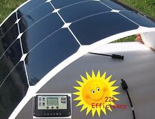 100W 12V Flexible Solar Panel for Camper, Caravan, RV, Boat*FREE 20A CONTROLLER
