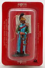 Figurine Collection Del Prado Lieutenant en second Lancier France 1813 Figuren