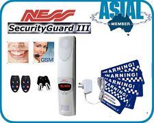NESS SECURITYGUARD III (SGIII) WITH 3G GSM - NO SIM 106-303