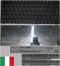 Clavier Qwerty Italien ACER AS1830T NSK-AQK0E 9Z.N3C82.K0E KB.I110A.103  Noir