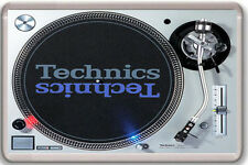 TECHNICS SL 1200 MK2 FRIDGE MAGNET IMAN NEVERA