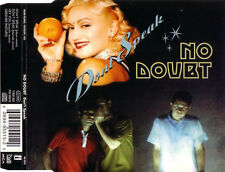 No Doubt: Don't Speak (2 Vers.)/Hey You/Greener Pastures (Maxi CD) Gwen Stefani