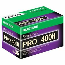 1 Roll Fuji Pro 400H 135 Color Negative Film ISO 400 / 36exp Fresh Dated 02/2017