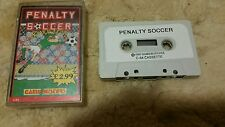 Penalty Soccer Video Game Cassette Commodore 64 C64/C128 ������ FREE POST