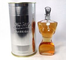 "Jean Paul Gaultier "" Classique "" Eau De Toilette Natural Spray ~ 2.5 oz ~ BNIB"