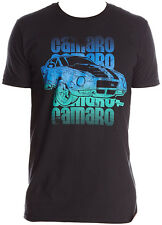 Chevrolet Chevy Men's Classic 69 Camaro Super Sport Muscle Car T-shirt Small