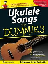 Fretted Instruments - Ukulele Songs For Dummies (2012) - New - Trade Paper