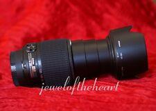 Exc Nikon Nikkor 55-200mm AF-S Lens for D40 D60 D80 D90 D300 D3000 D3100 D5100
