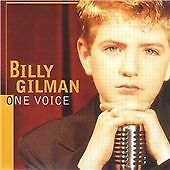 Billy Gilman - One Voice (2000)  RARE USA IMPORT