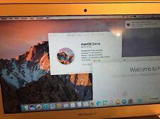 "Apple MacBook Air A1465 11"" - 1.7Ghz i5, 4gb RAM, 128gb SSD, 10.12, Office 2016"