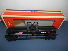 Lionel #52137 Red Wing Shoe 1997 O Gauge Tank Car Uncataloged