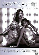 Destiny's Child : The platinum's on the wall (DVD)